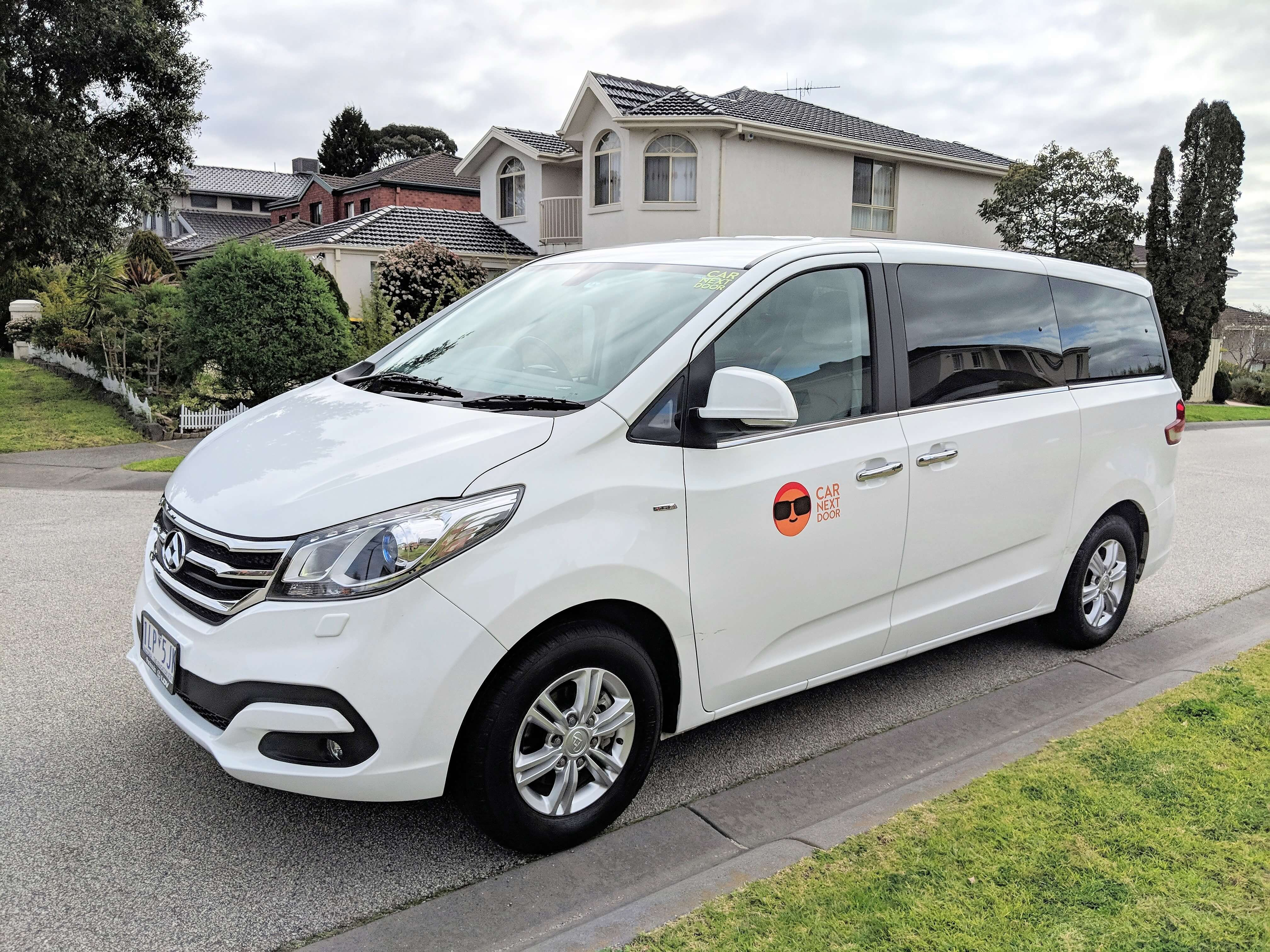 Picture of Paul's 2017 LDV G10
