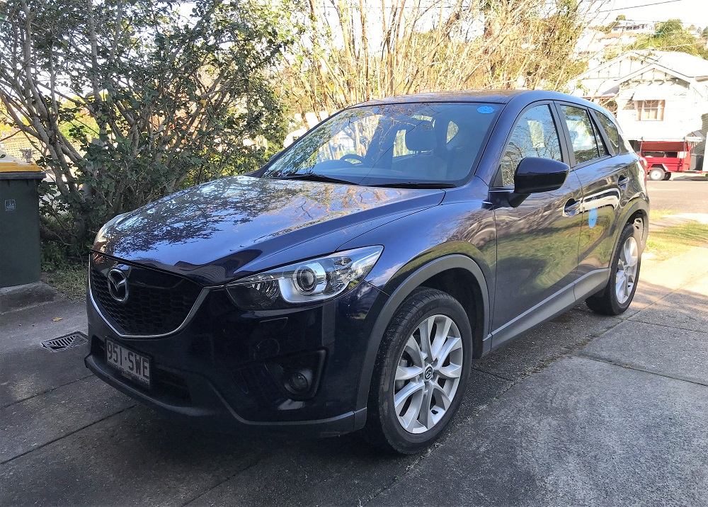Picture of Malcolm's 2012 Mazda CX-5