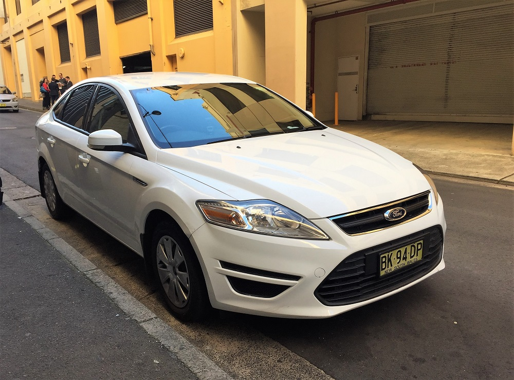 Picture of Anees' 2011 FORD MONDEO