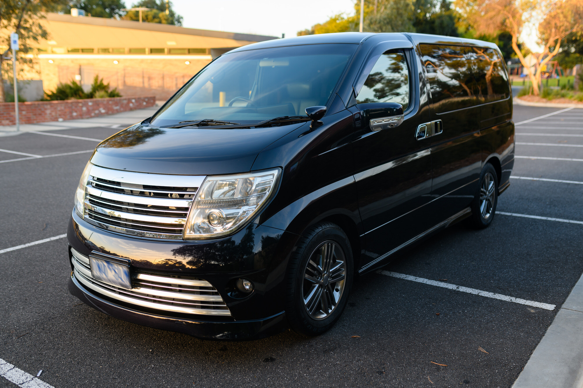 Picture of Zen's 2009 Nissan Elgrand