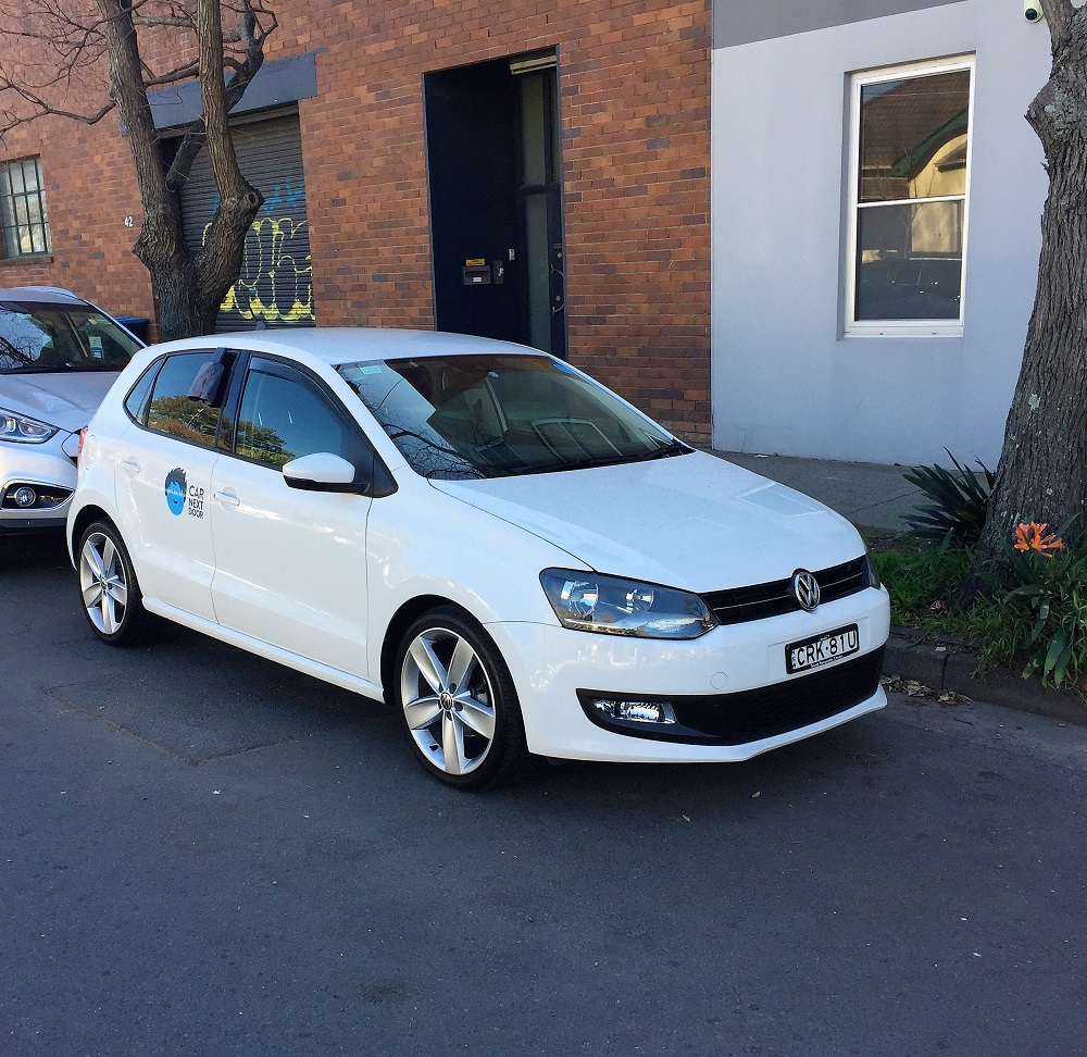 Picture of Christian's 2014 Volkswagen Polo