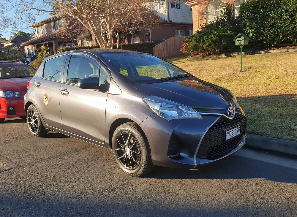 Picture of Mark's 2015 Toyota Yaris