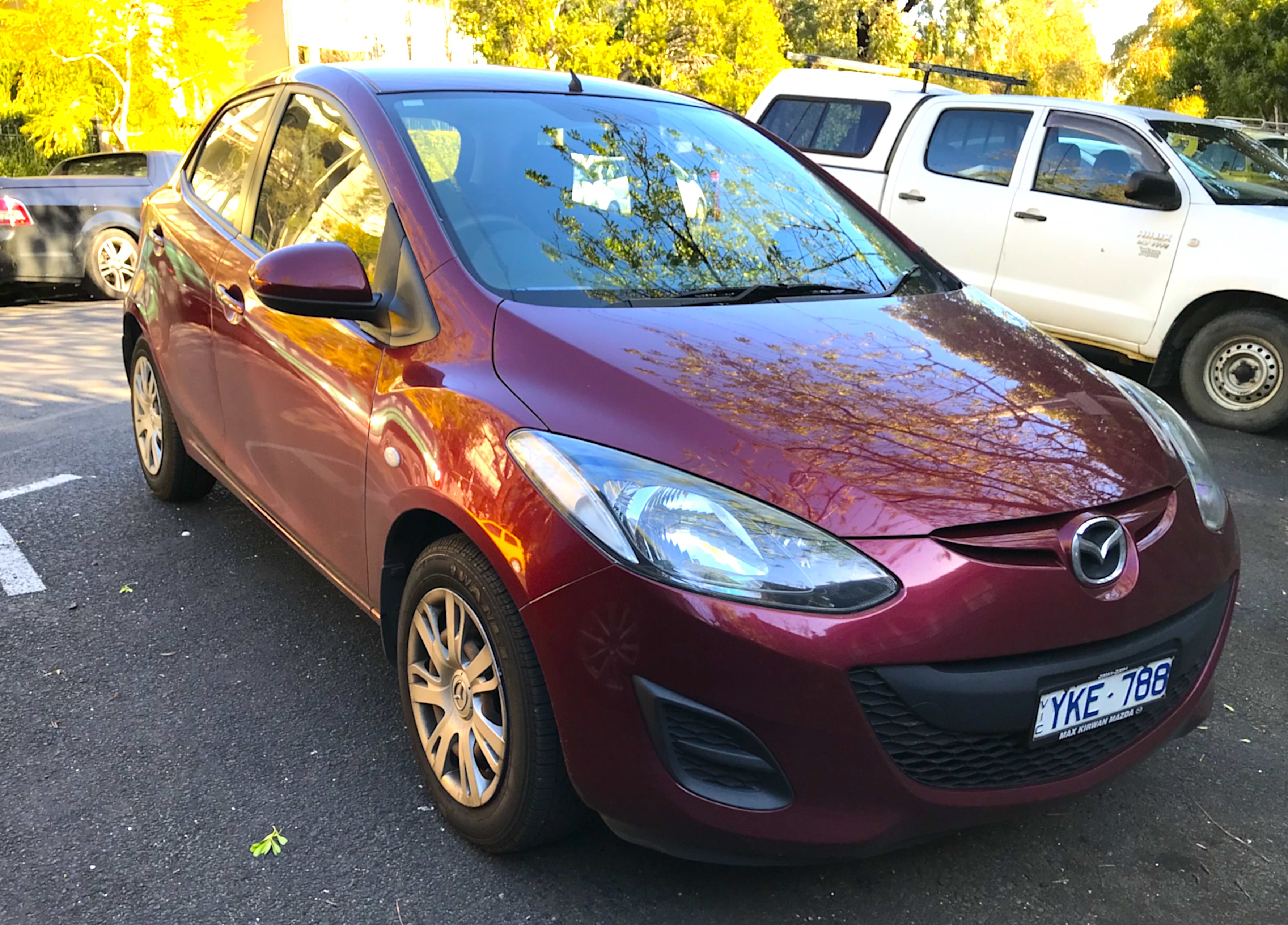 Picture of Stephanie's 2011 Mazda 2