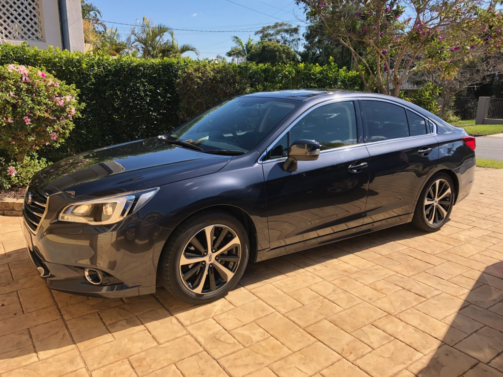 Picture of Geoff's 2016 Subaru Liberty