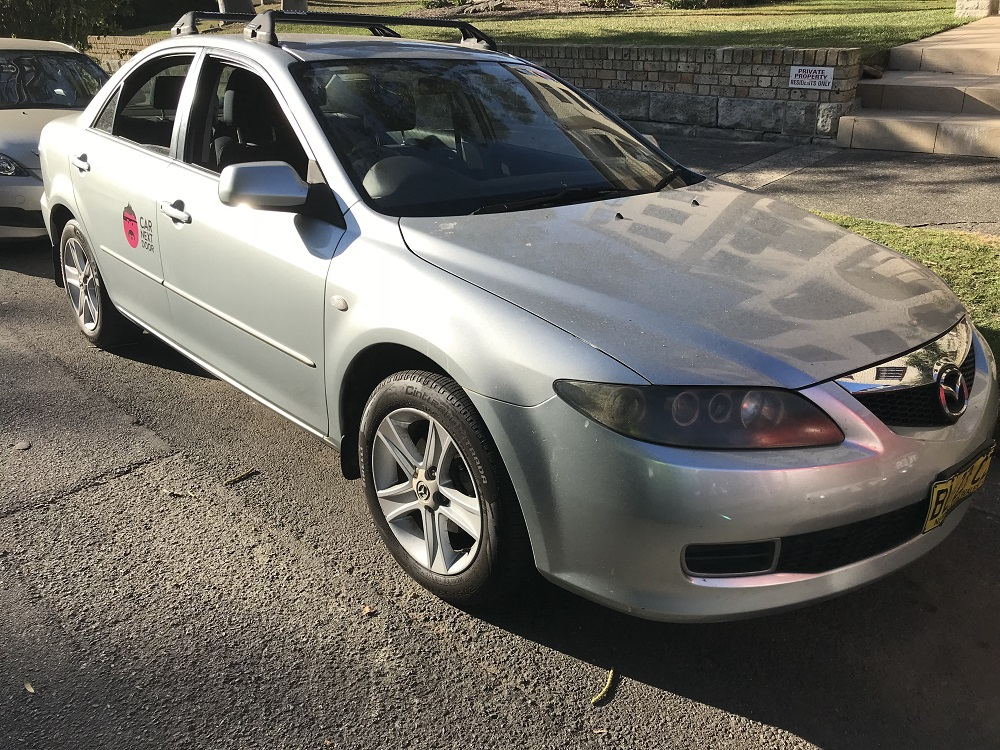 Picture of Mel's 2006 Mazda 6 6A05D