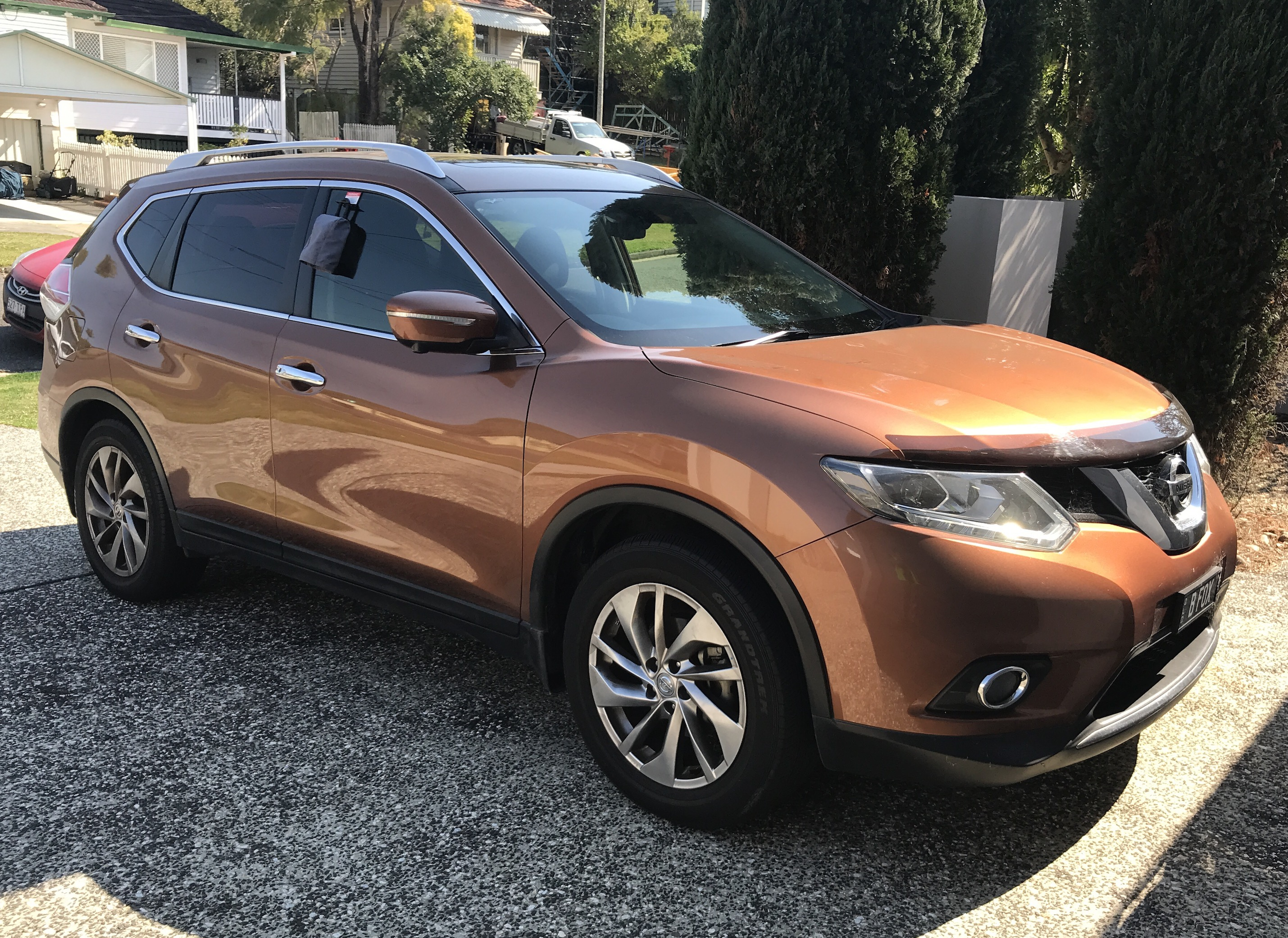 Picture of Christopher's 2014 Nissan X-Trail