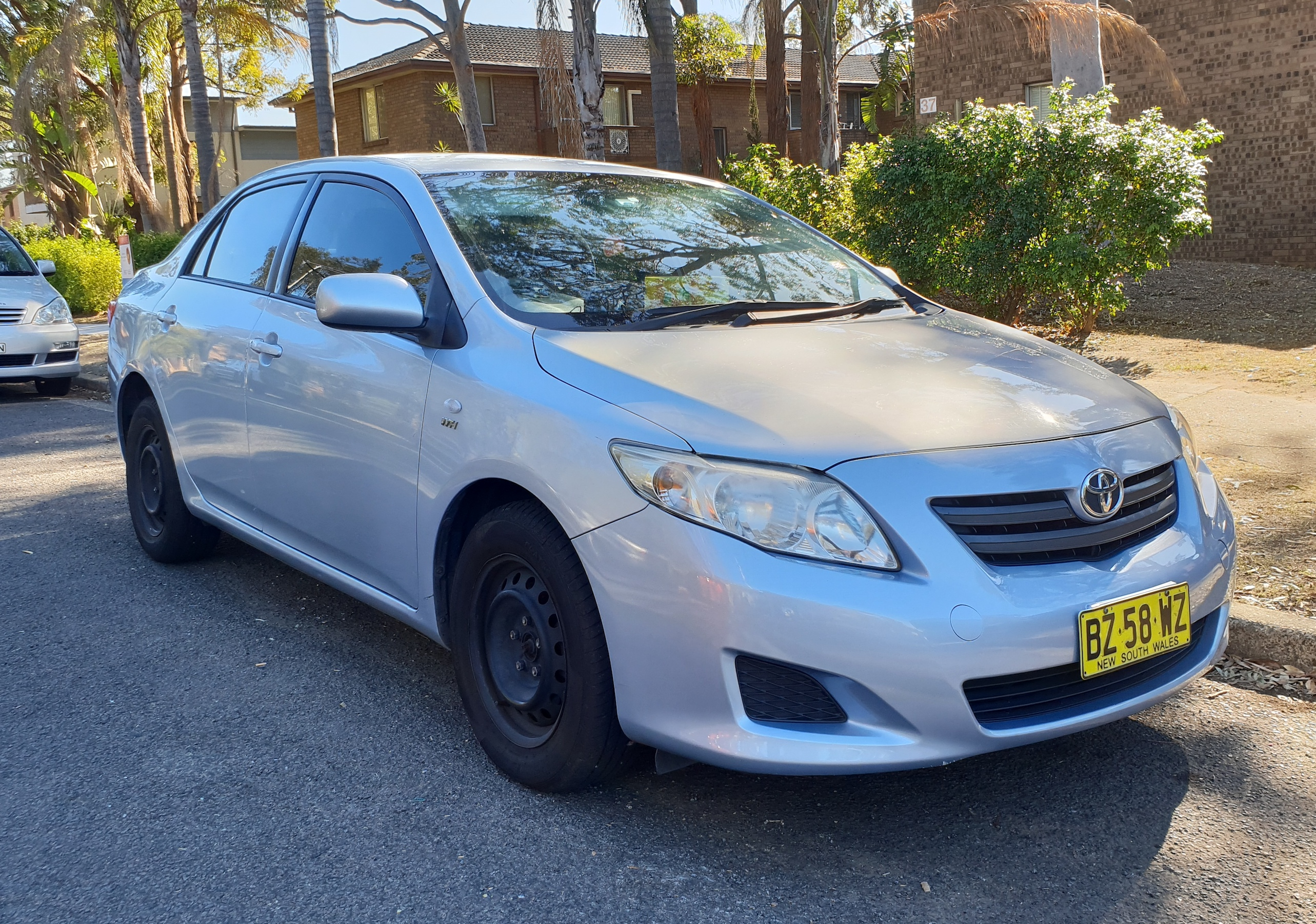 Picture of Kunal's 2008 Toyata COROLLA