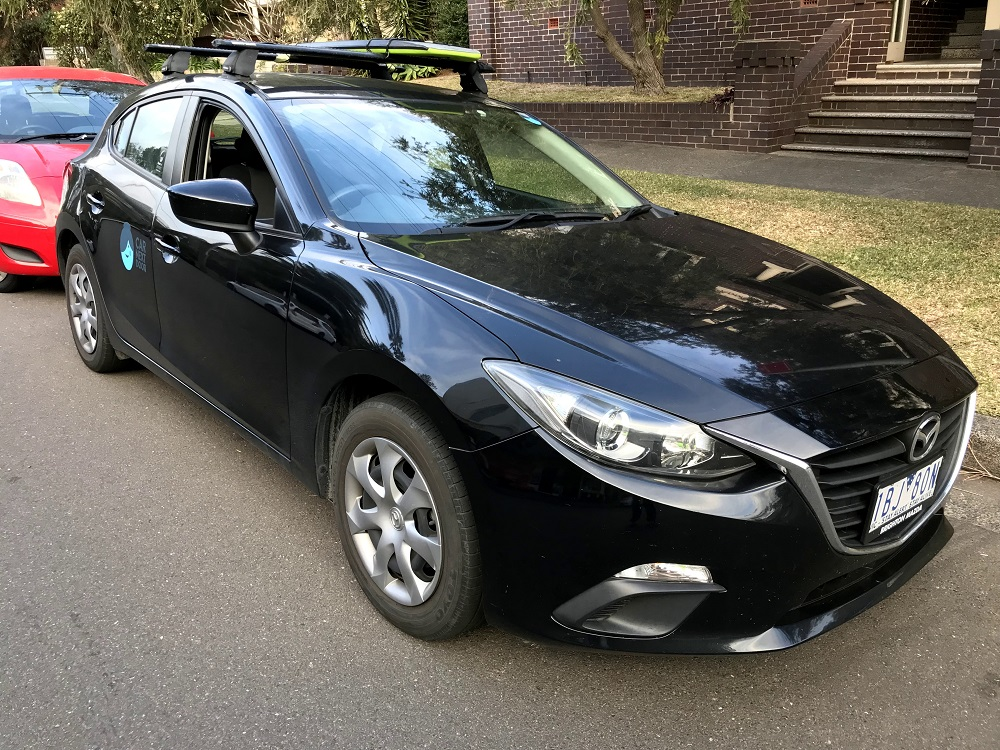 Picture of Serena's 2014 Mazda 3