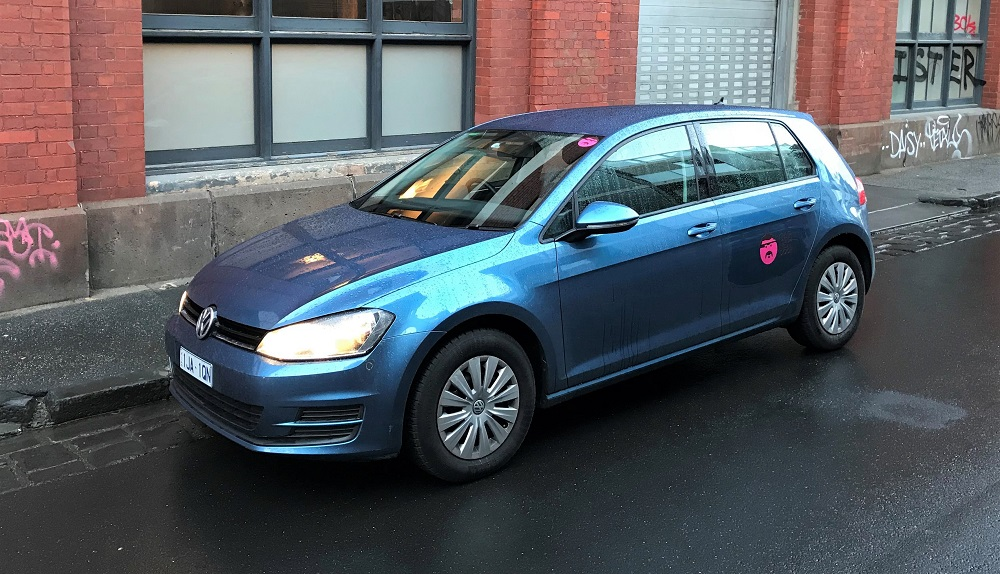 Picture of John's 2016 Volkswagen Golf