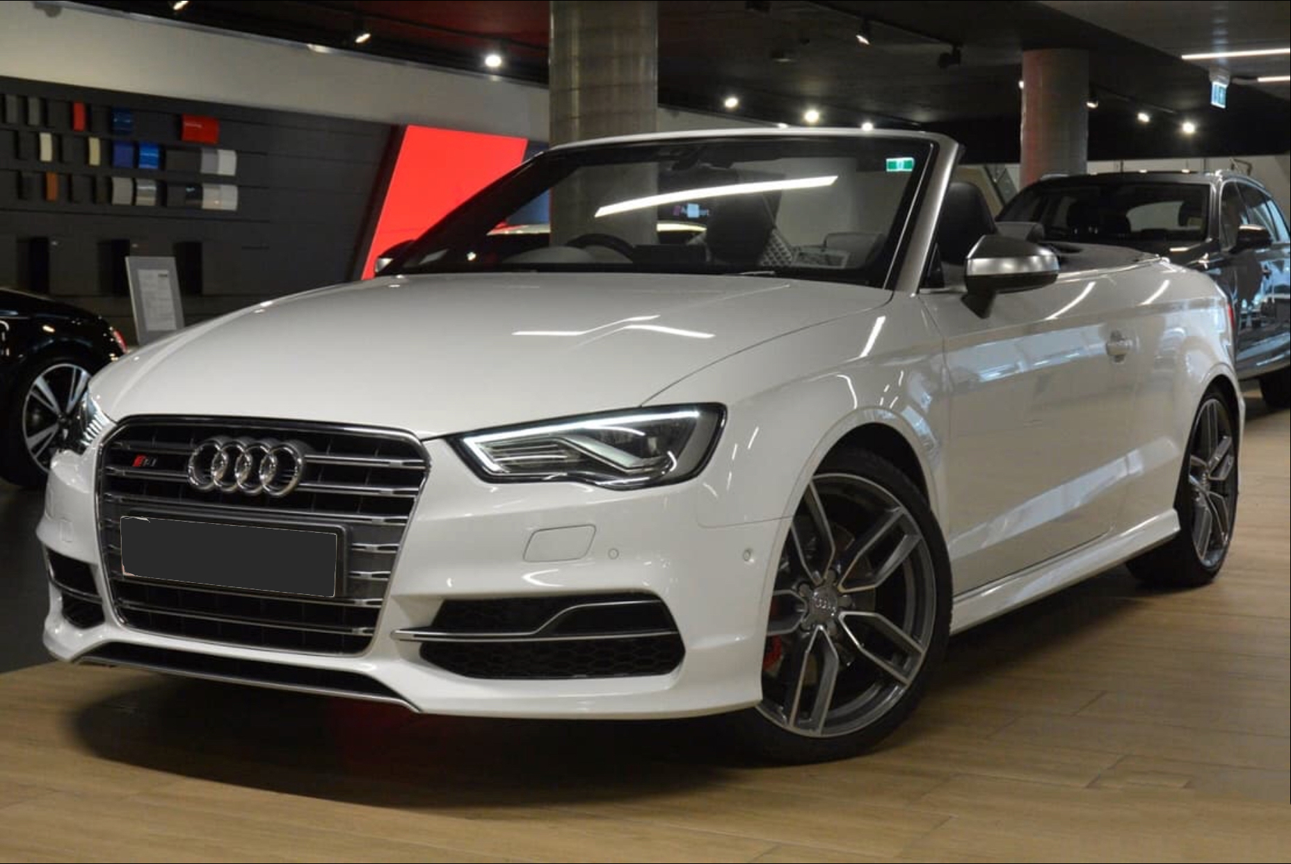 Picture of Ciprian's 2016 Audi S3