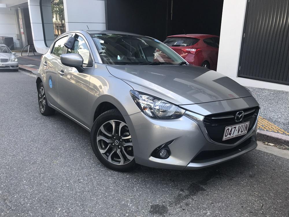 Picture of Maggie's 2014 Mazda 2 Genki
