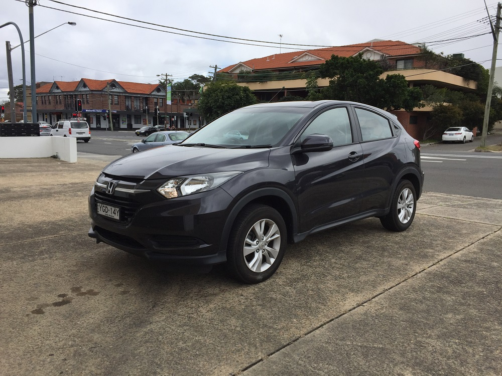 Picture of Amber's 2016 Honda HRV