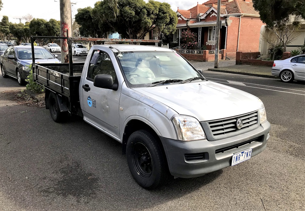 Picture of Daniel's 2005 Holden Rodeo