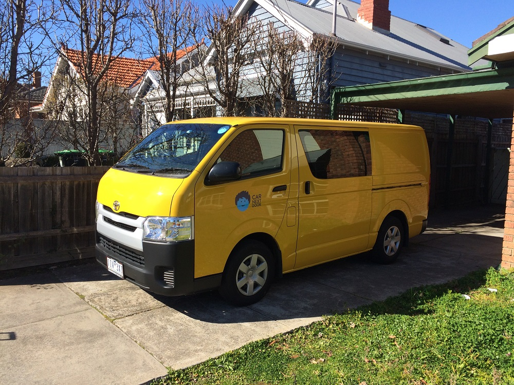 Picture of Steeve's 2016 Toyota Hiace
