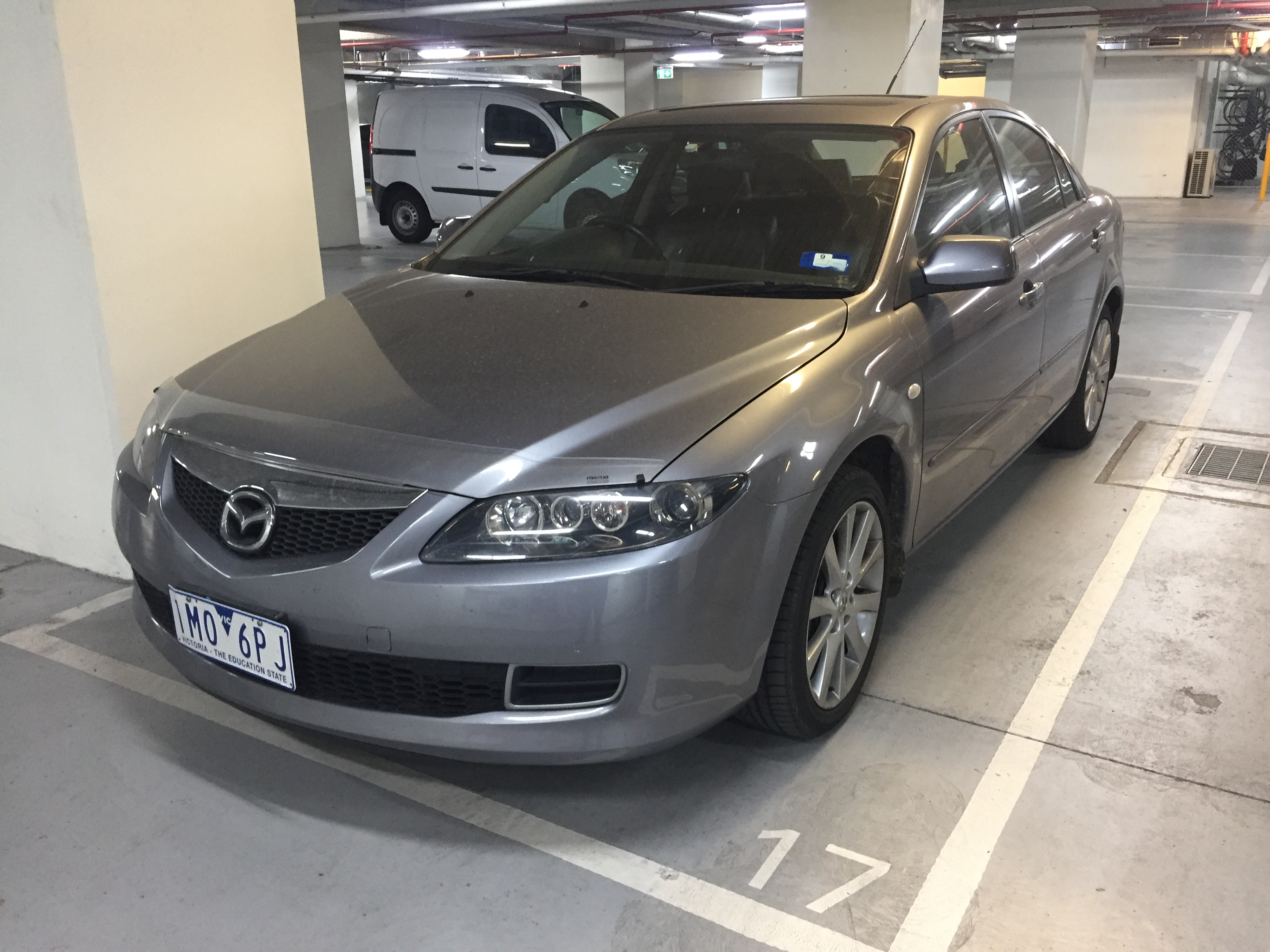Picture of Alison's 2006 Mazda 6
