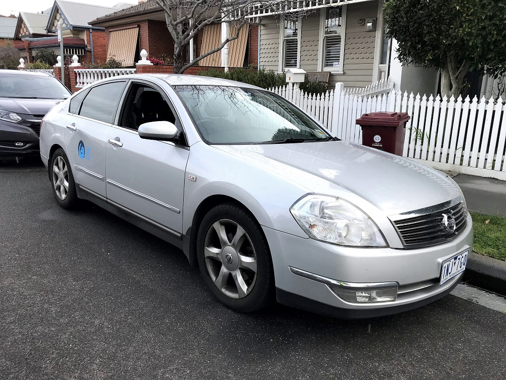 Picture of Jason's 2007 Nissan Maxima