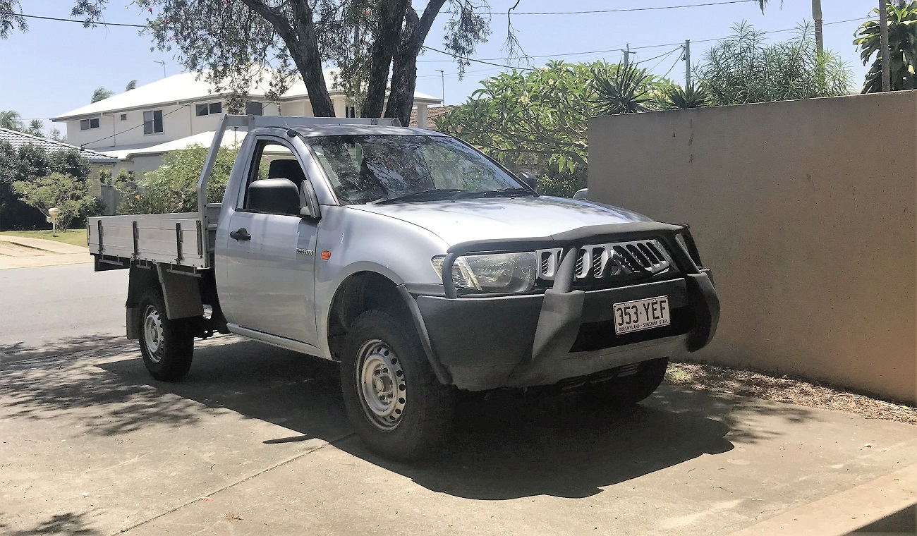 Picture of Garred's 2007 Mitsubishi Triton