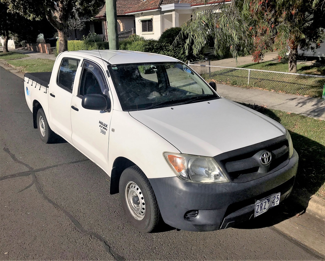 Picture of Ben's 2006 Toyota Hilux