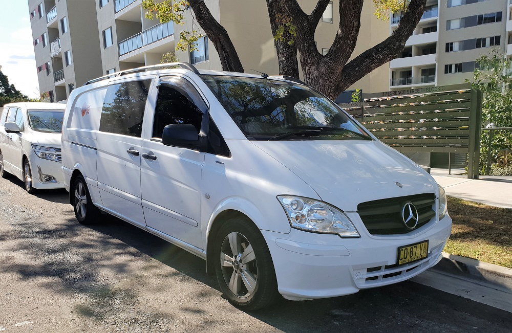 Picture of Edgardo's 2012 Mercedes Benz Vito