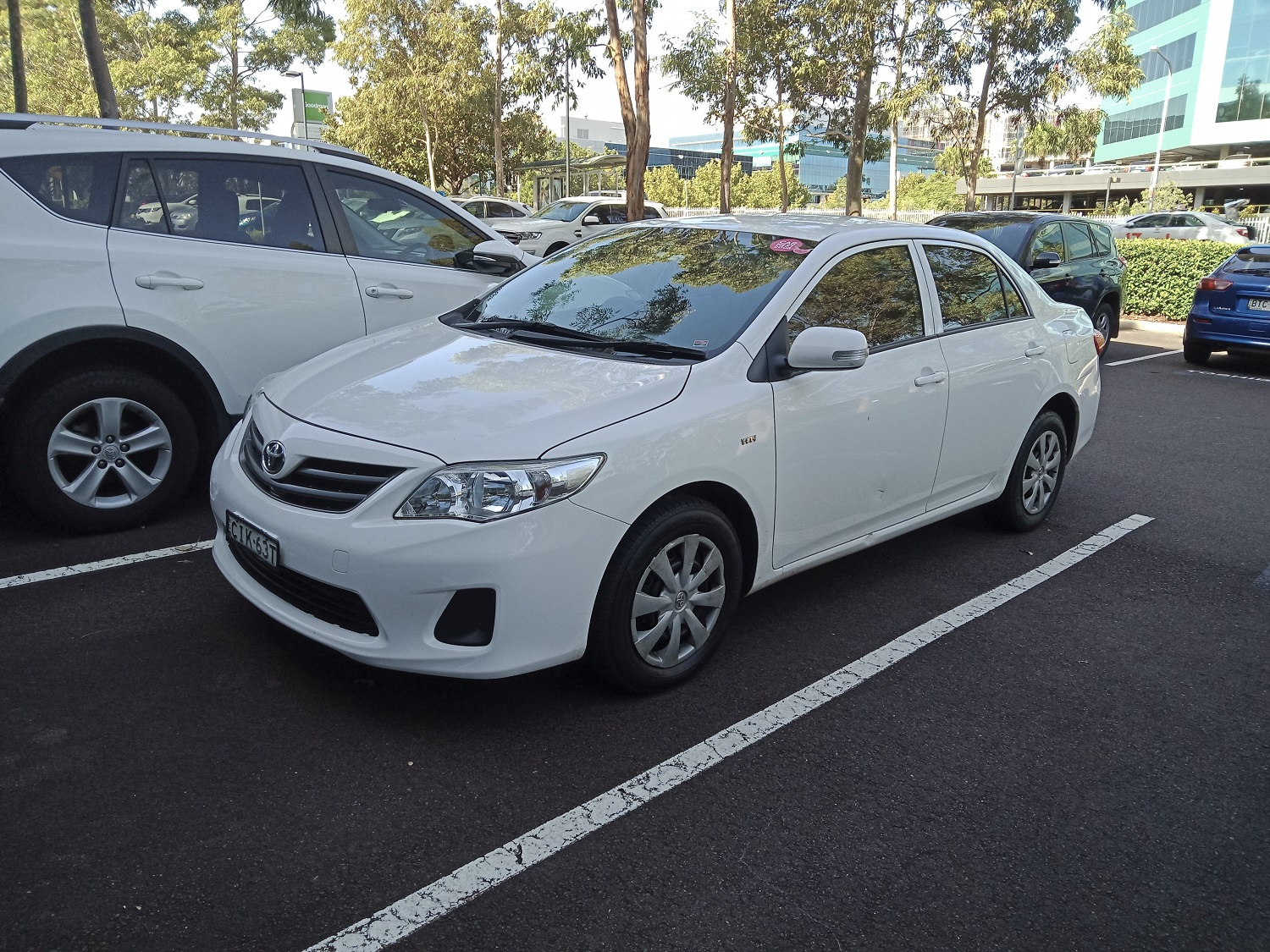 Picture of Santiago's 2012 Toyota Corolla