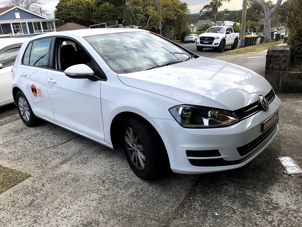 Picture of Diana's 2015 Volkswagen Golf