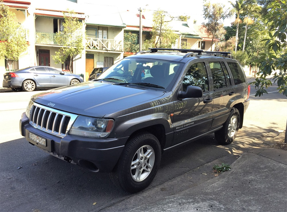 Picture of Stephen's 2004 Jeep Grand Cherokee