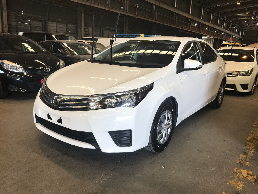 Picture of Peter's 2014 Toyota Carolla