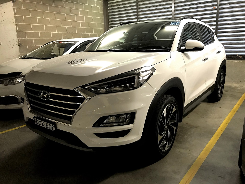 Picture of Joshua's 2018 Hyundai Tucson Highlander