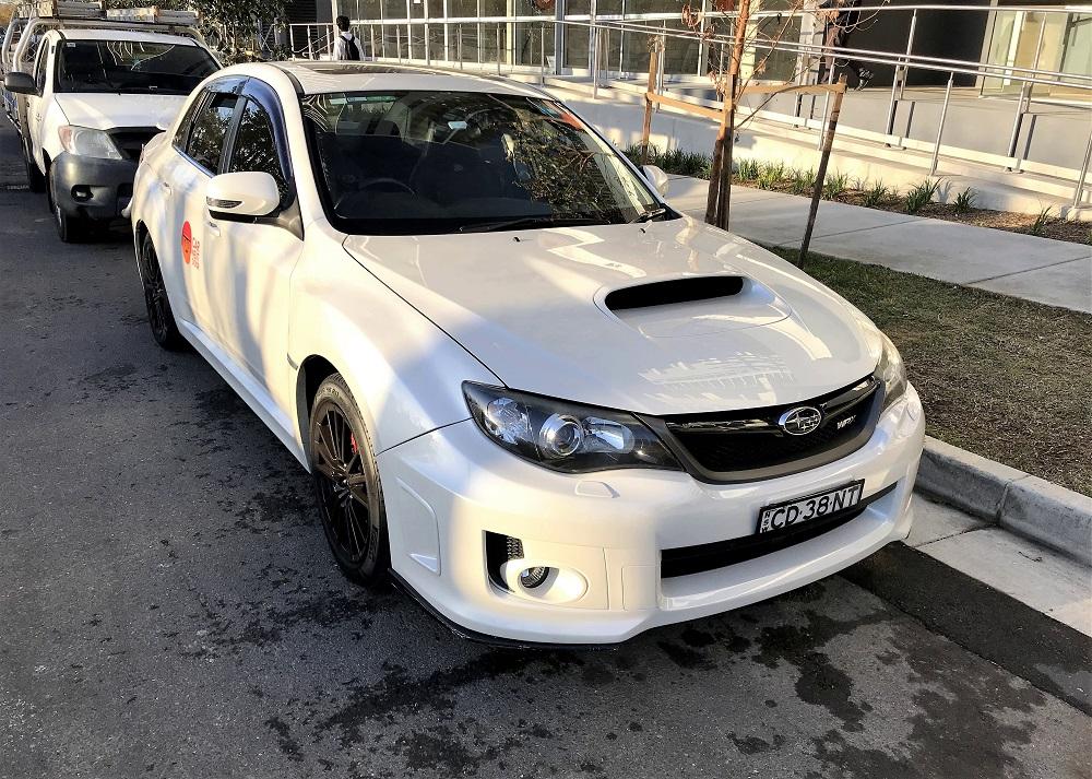 Picture of Kevin's 2012 Subaru Impreza WRX