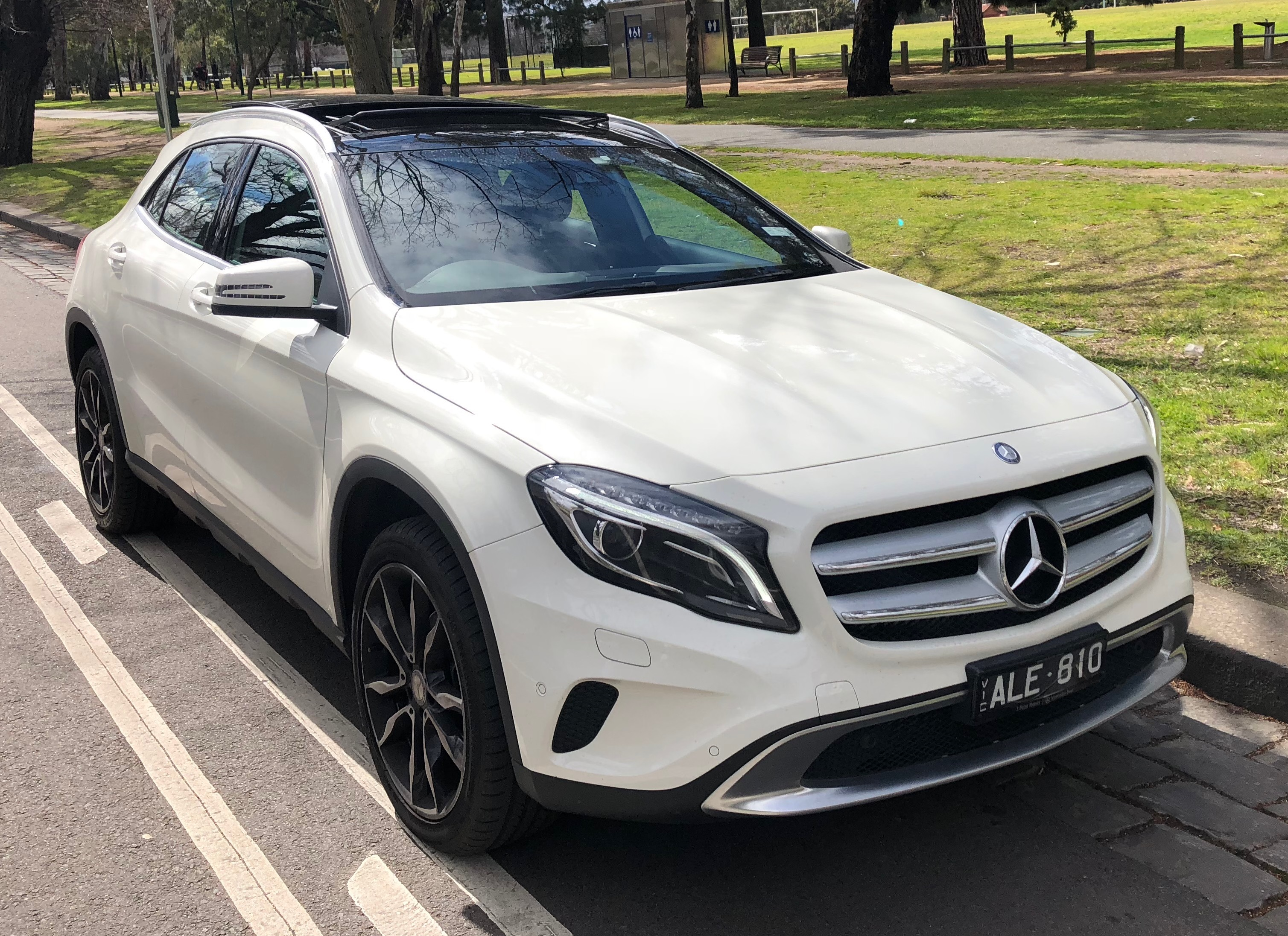 Picture of Shuaiqi's 2016 Mercedes-Benz GLA220d