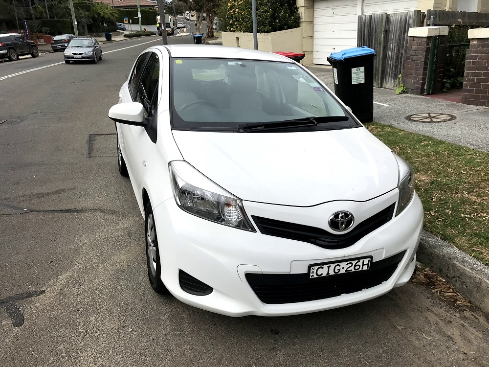 Picture of Joanna's 2012 Toyota Yaris