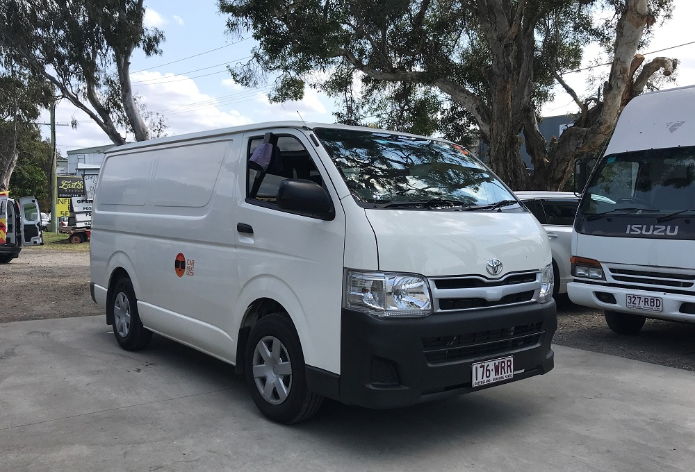 Picture of Juan's 2012 Toyota HiAce