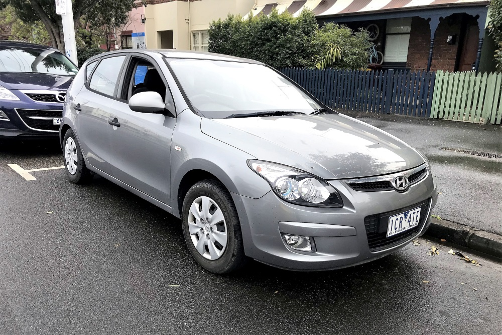 Picture of Paul's 2011 Hyundai i30