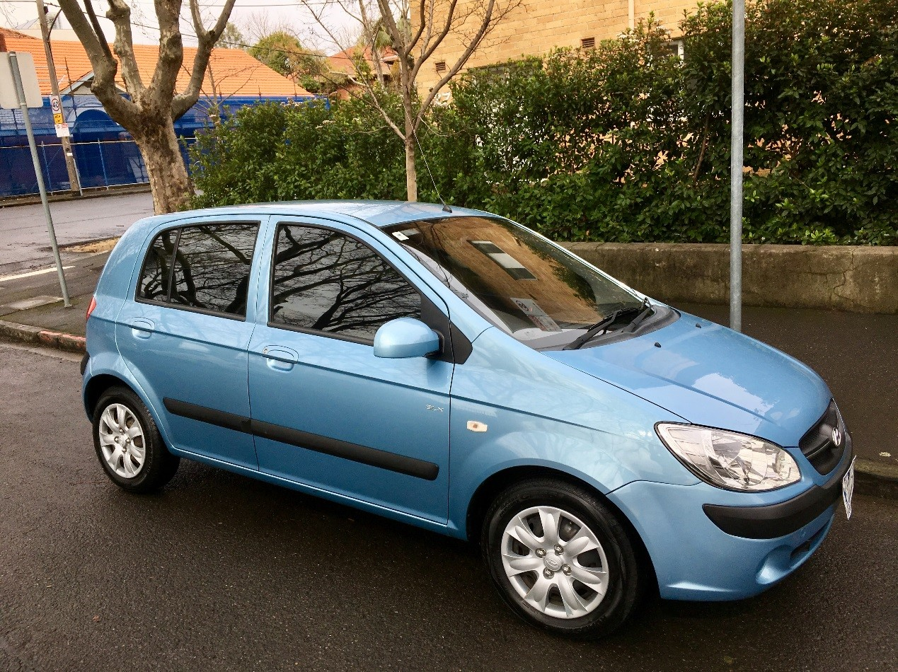 Picture of Jacob's 2009 Hyundai Getz