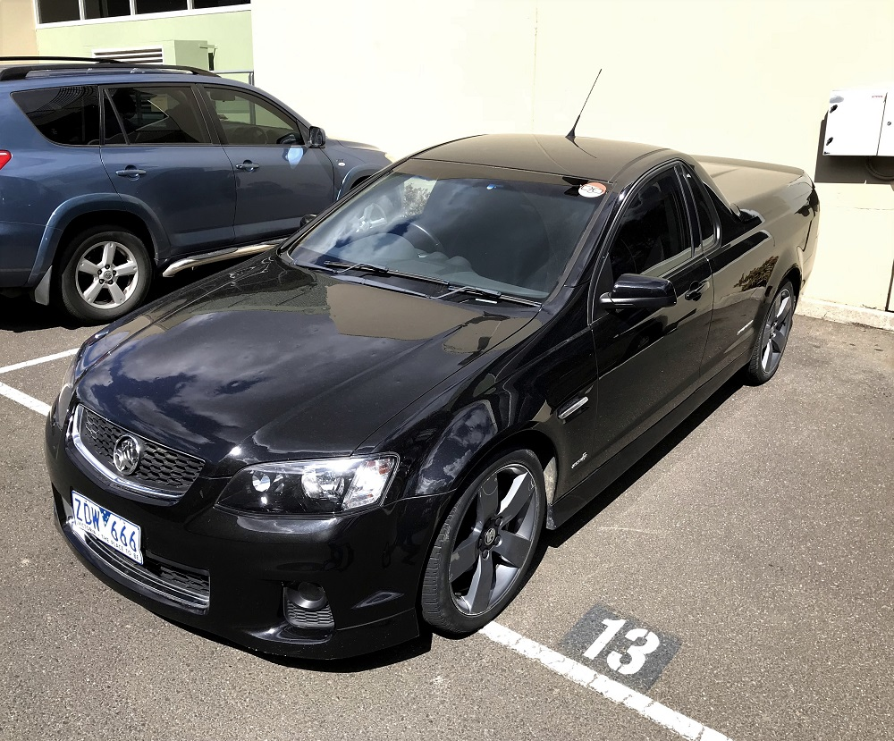 Picture of Zhiwu's 2012 Holden Commodore 2012