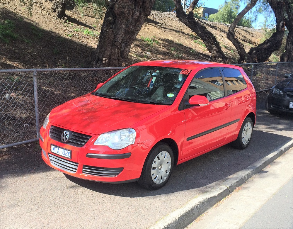 Picture of Jordan's 2008 Voltswagon Polo club