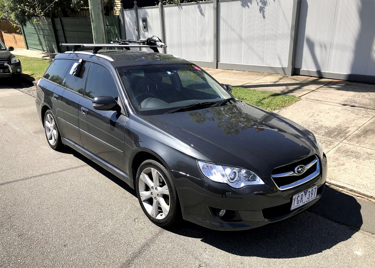 Picture of Alana's 2009 Subaru Liberty