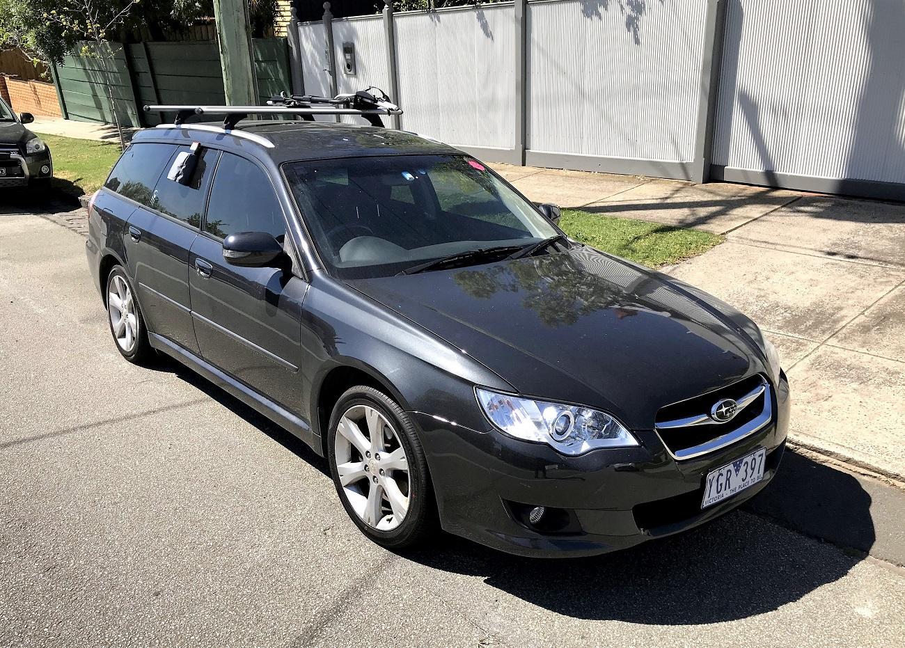 Picture of Alana's 2009 Subaru Liberty