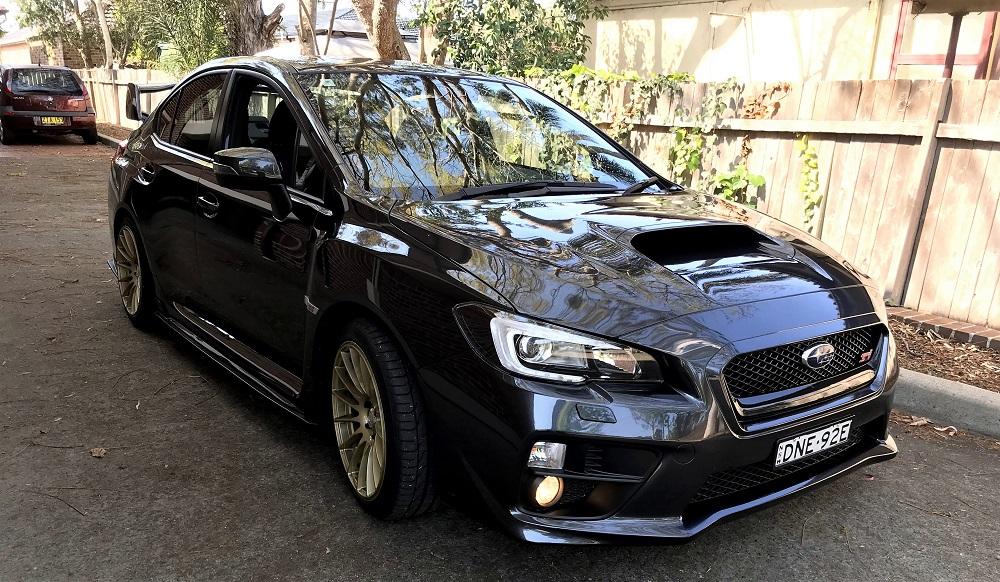 Picture of Scott's 2017 Subaru WRX STI