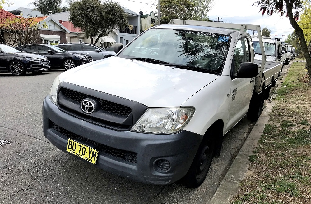 Picture of Lillian's 2010 Toyota Hilux 4x2