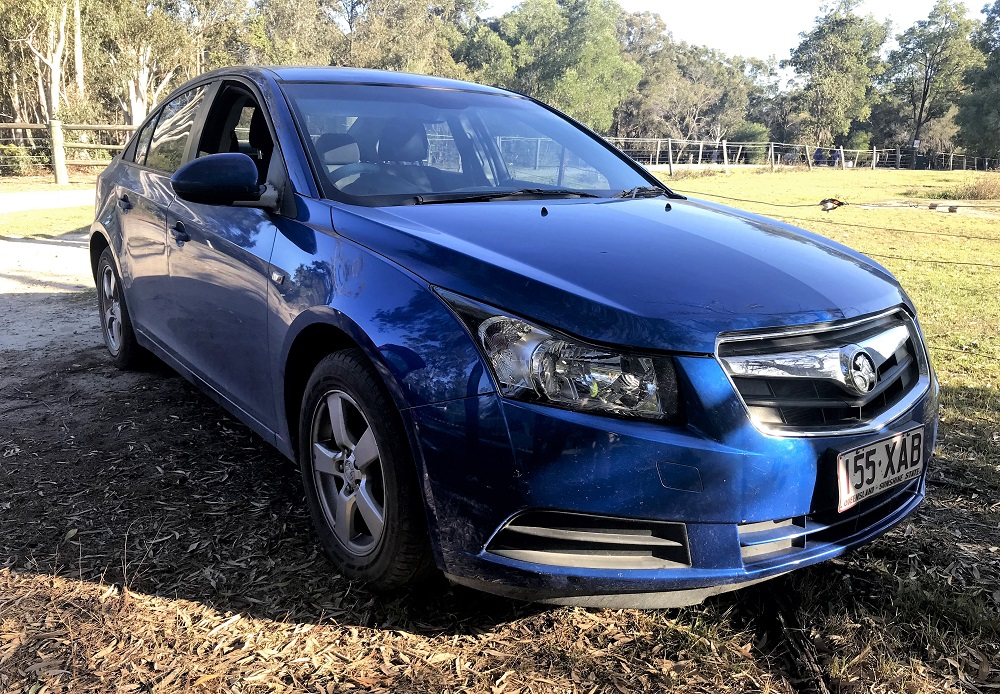 Picture of Kate's 2011 Holden Cruze