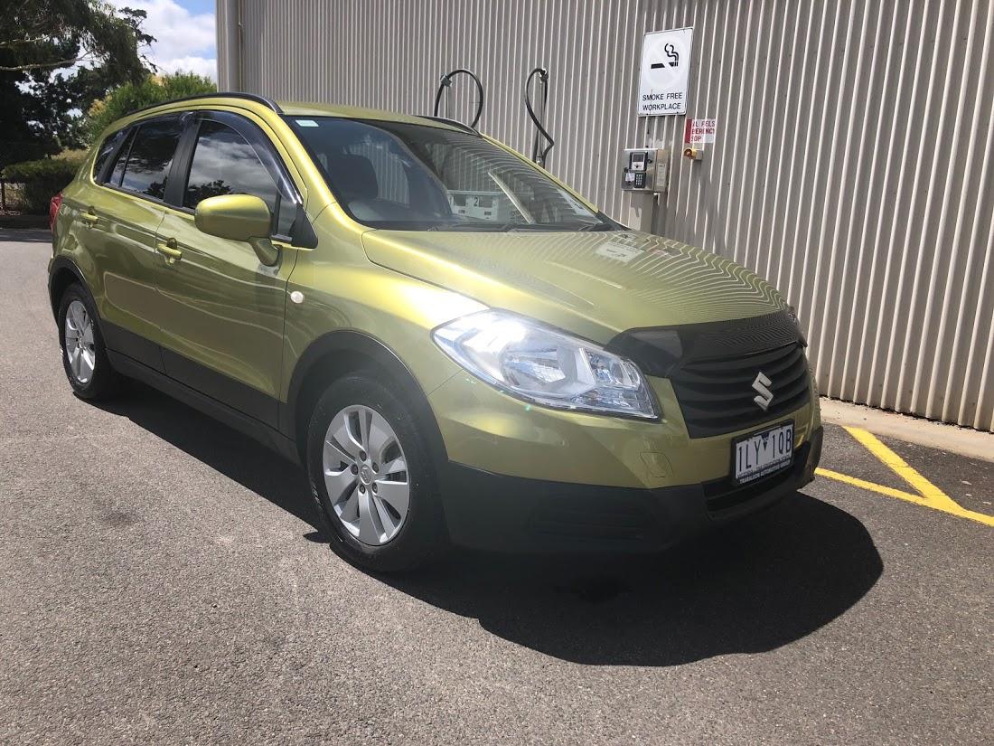 Picture of Mahalingam's 2014 Suzuki S-Cross