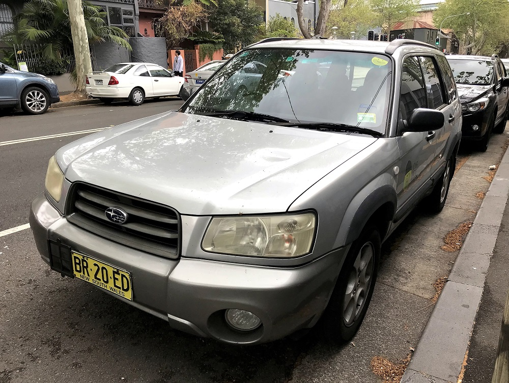 Picture of James' 2004 Subaru Forester