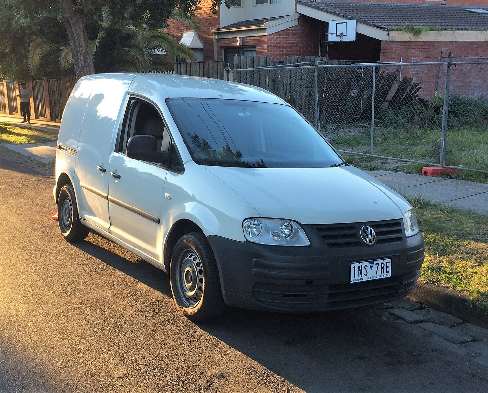 Picture of Daniel's 2007 Volkswagen Caddy