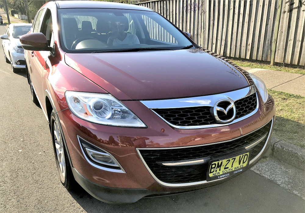 Picture of Vishal's 2011 Mazda CX9