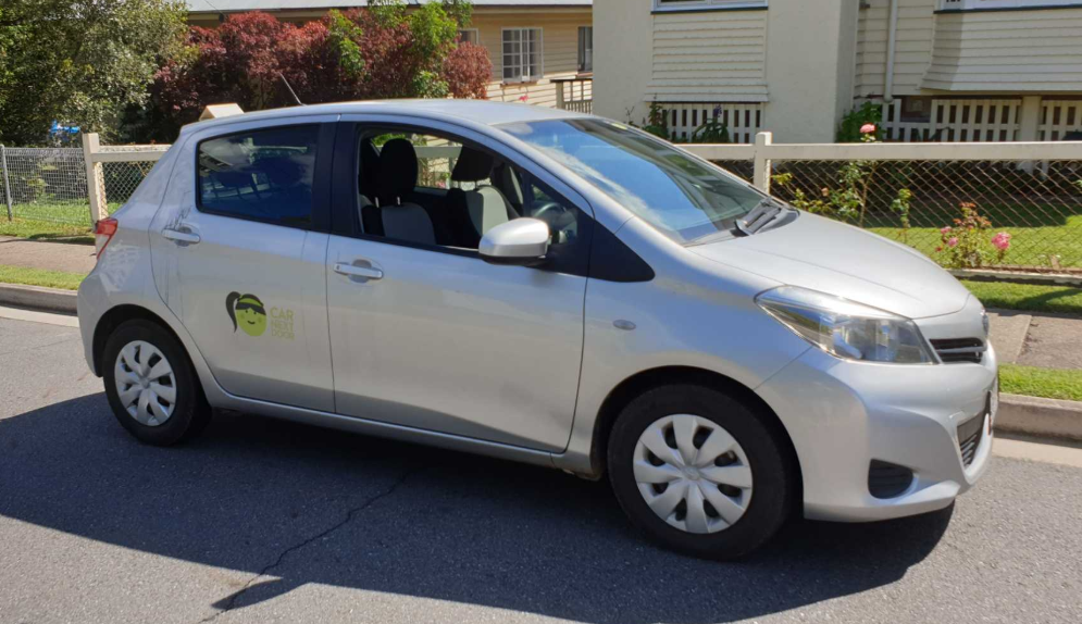 Picture of Peter's 2014 Toyota Yaris Sedan
