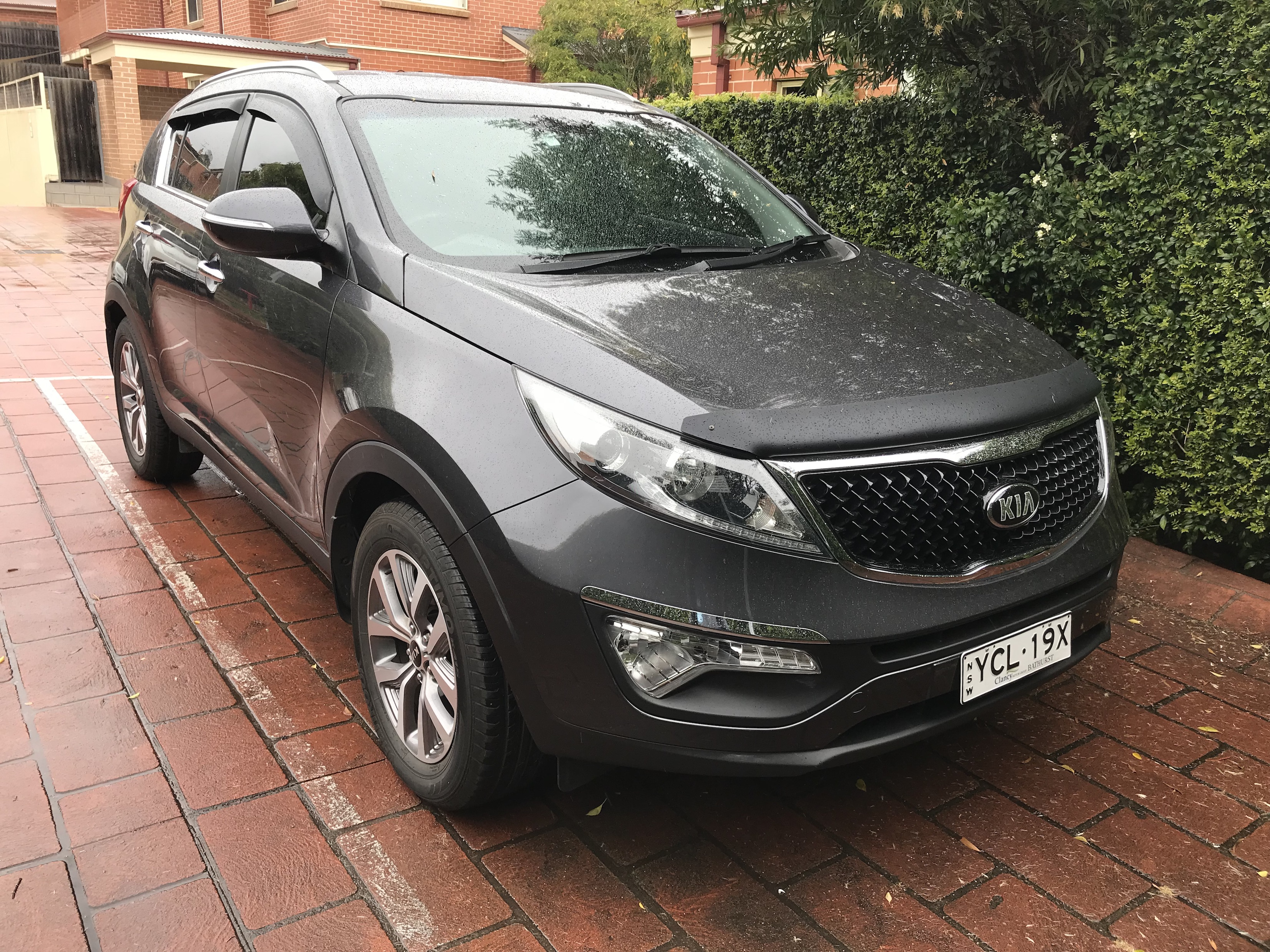 Picture of David's 2015 Kia Sportage