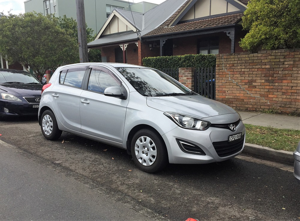 Picture of Ashleigh's 2013 Hyundai i20