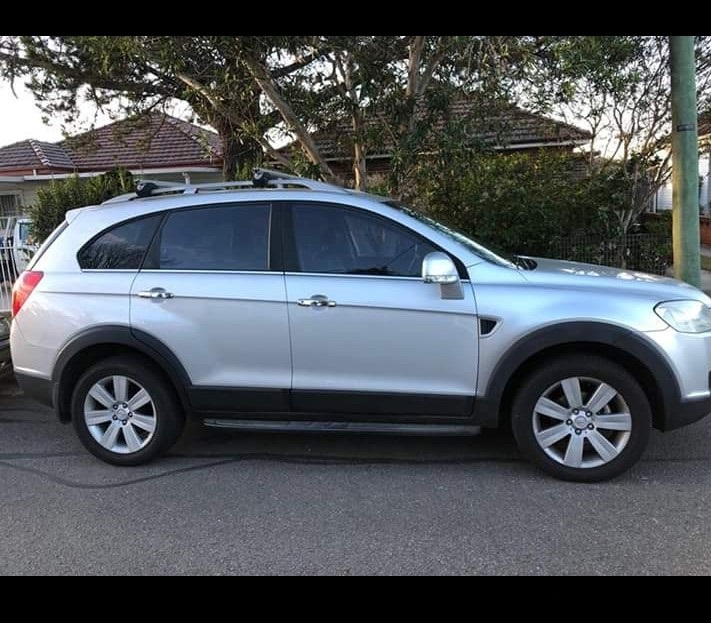 Picture of Nicolas' 2010 Holden Captiva