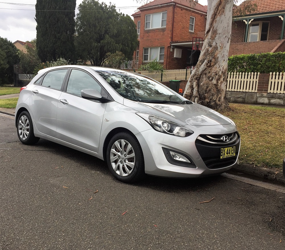 Picture of Scott's 2013 Hyundai i30